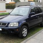 Honda Cr V Rd 2 0 16v Rd1 128 Hp